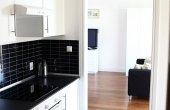 Kuchnia, BB Magnolia Apartments