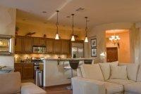 odpowiednio dobrane oświetlenie w kuchni
